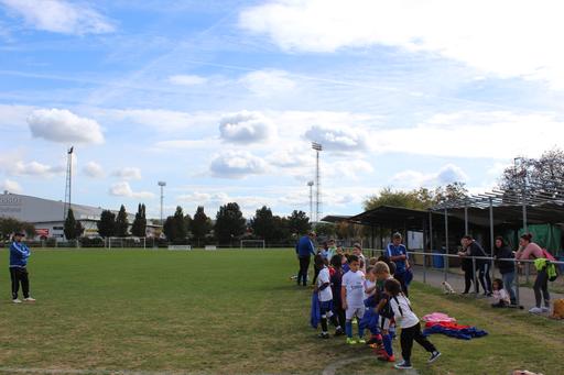 Ob auf dem Feld oder am Spielfeldrand - beim FC Grenchen steppt der Bär.