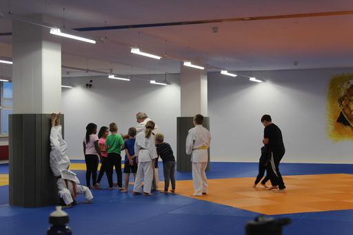 Judo-Schnupperkurs